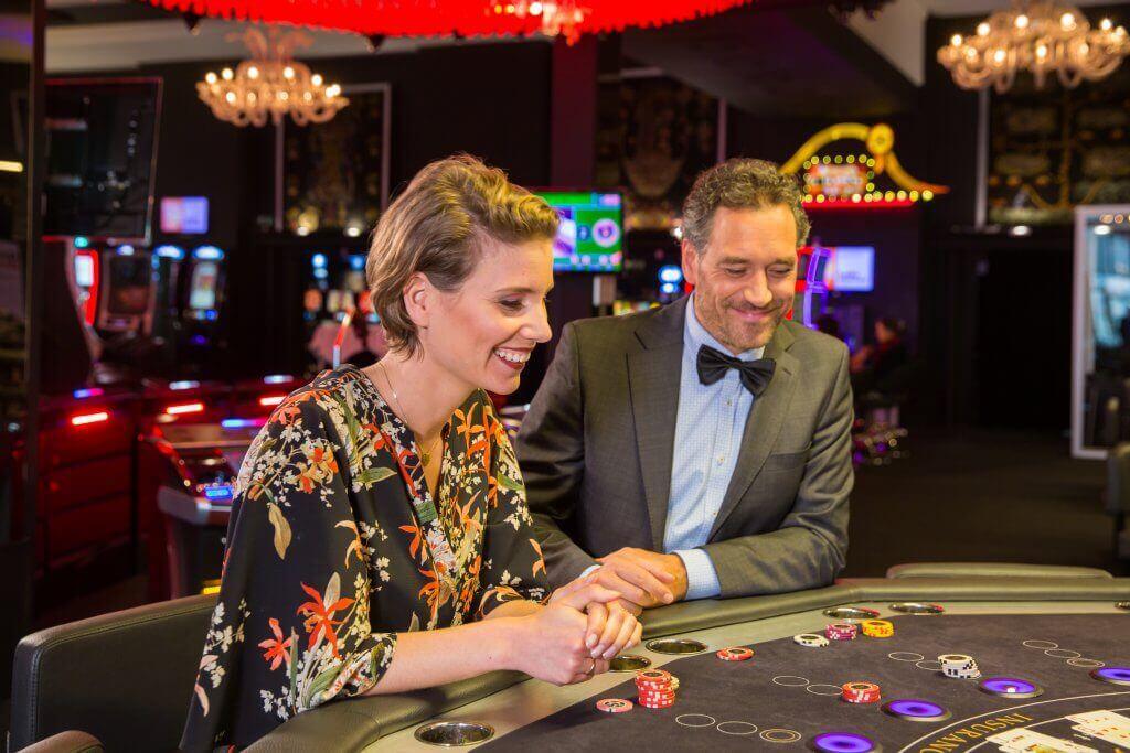 5 jeux de casino!