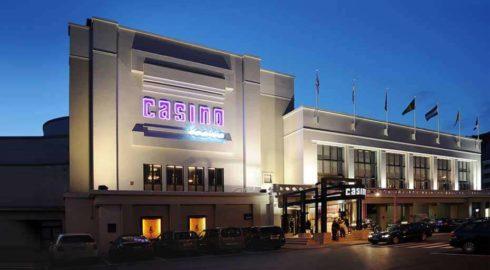 Fysiek casino Knokke