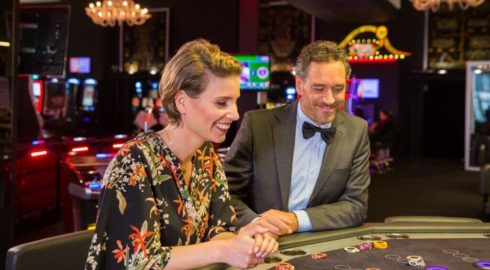 traditioneel casino