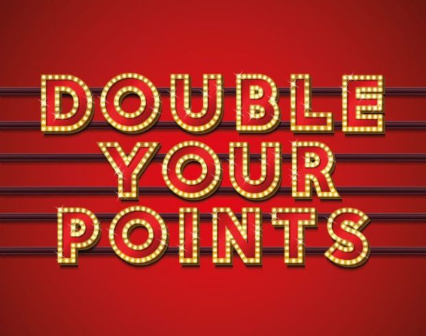 Double Your Points