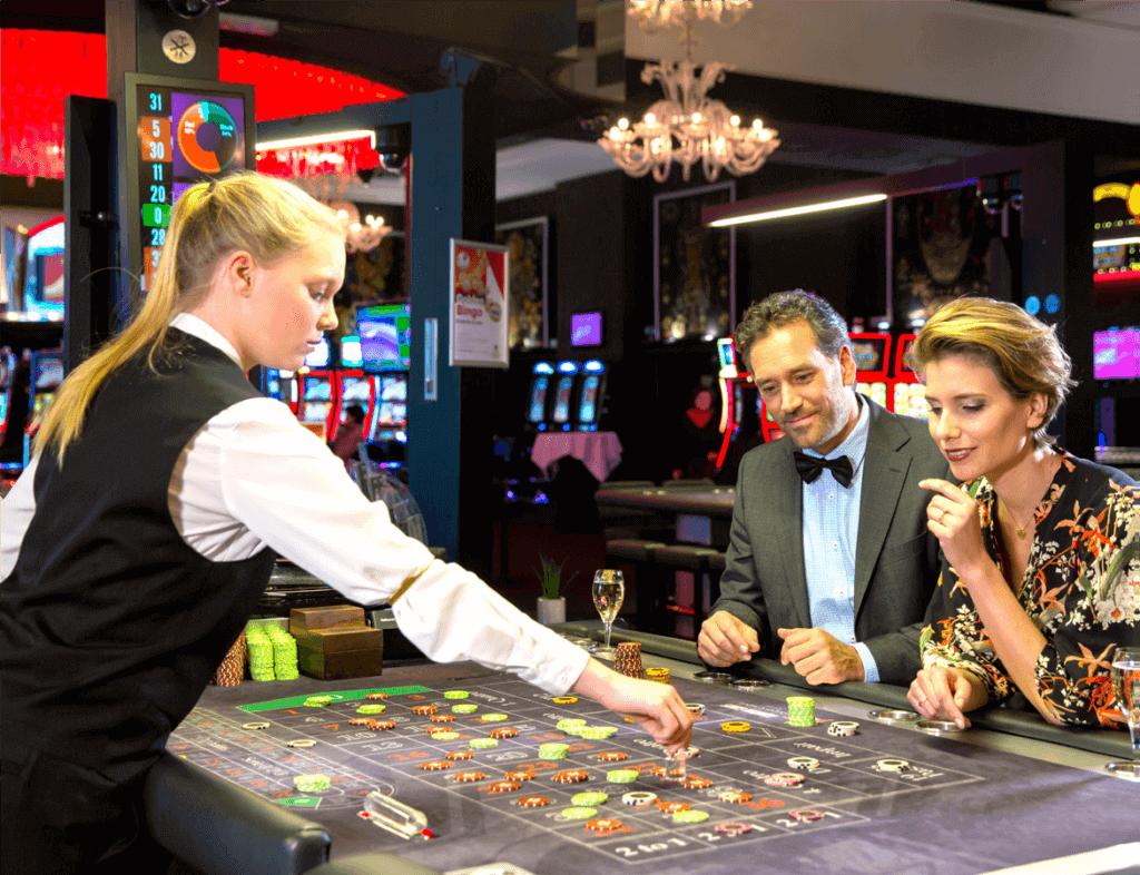 Een spannende avond in casino Knokke