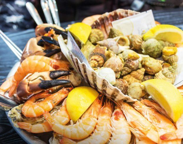 Festival de fruits de mer